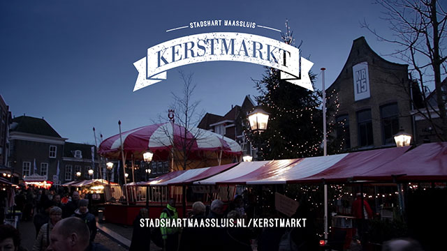 Aftermovie Kerstmarkt Maassluis 2017