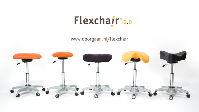 crowdfundvideo Flexchair 2.0
